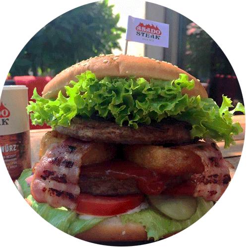 Best Asado Burger München