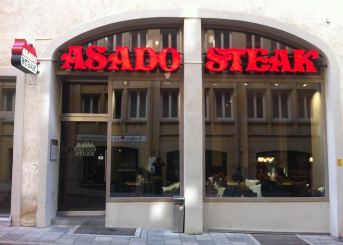 Asado Steakhaus Restaurant München Sendlinger Tor
