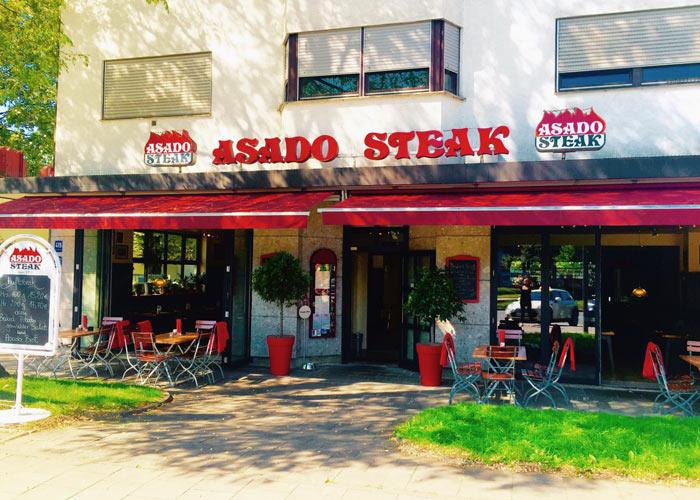 Asado Steakhaus Restaurant München Harthof