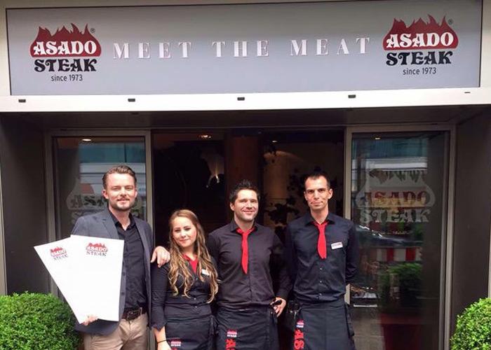 Asado Steakhaus Restaurant München-HBF
