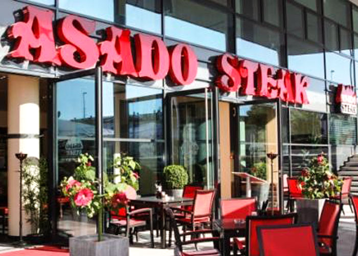 Asado Steakhaus Restaurant München Laim