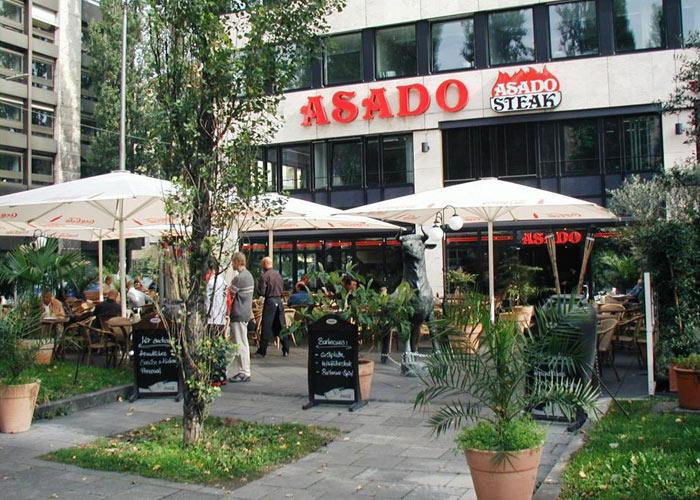 Asado Steakhaus Restaurant Schwabing